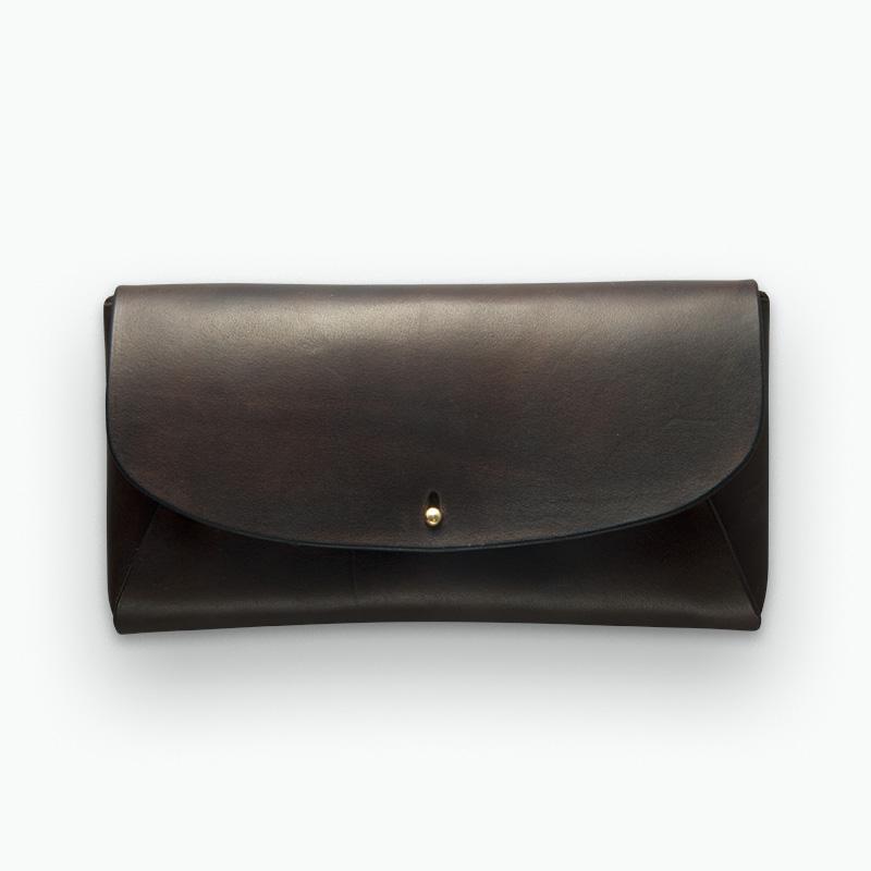 レザーペンケース ブラウン – Leather Pen Case