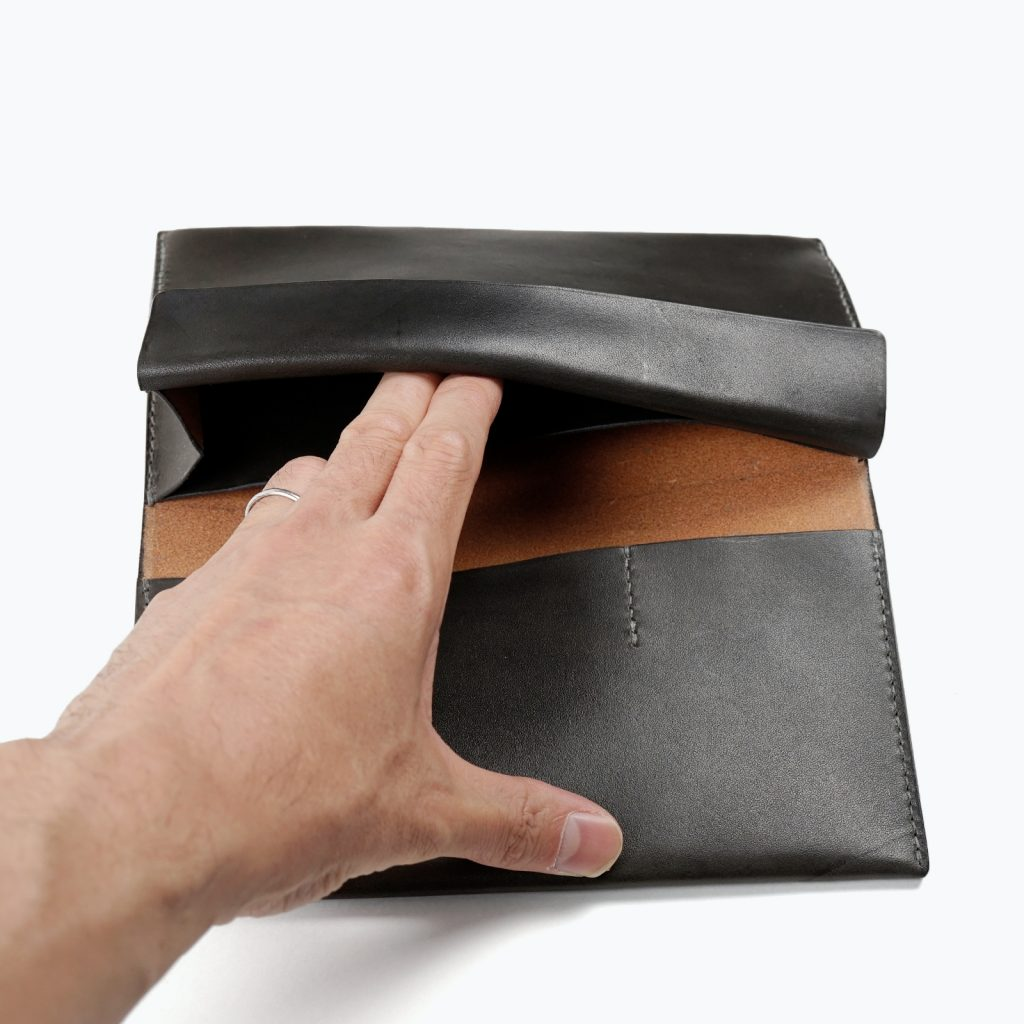 Long Leather Wallet | お札入れ